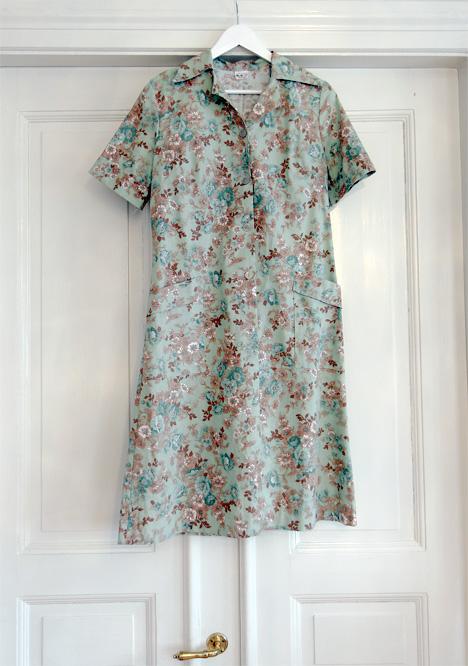 Dagens fynd - Blommig klänning