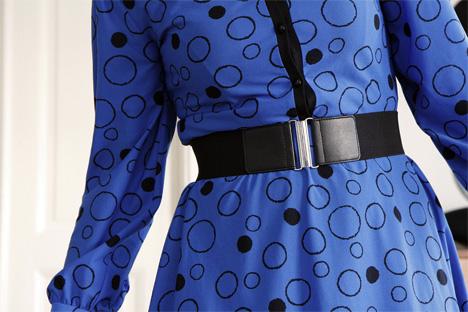 prickig-klänning