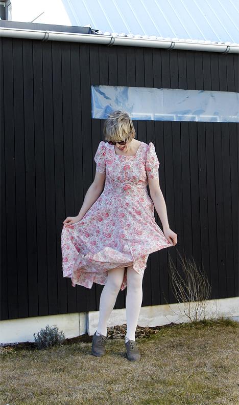 Klänning-i-vinden