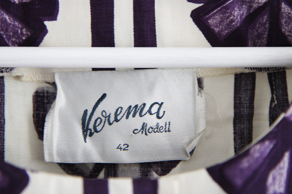 kerema modell label