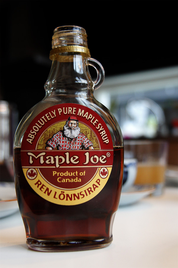 maple joe lönnsirap