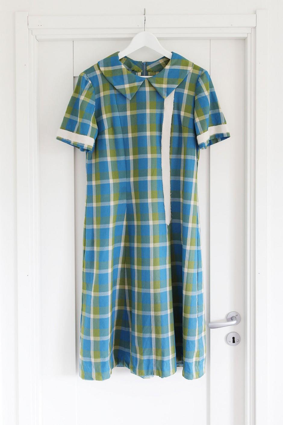 rutig-vintageklänning