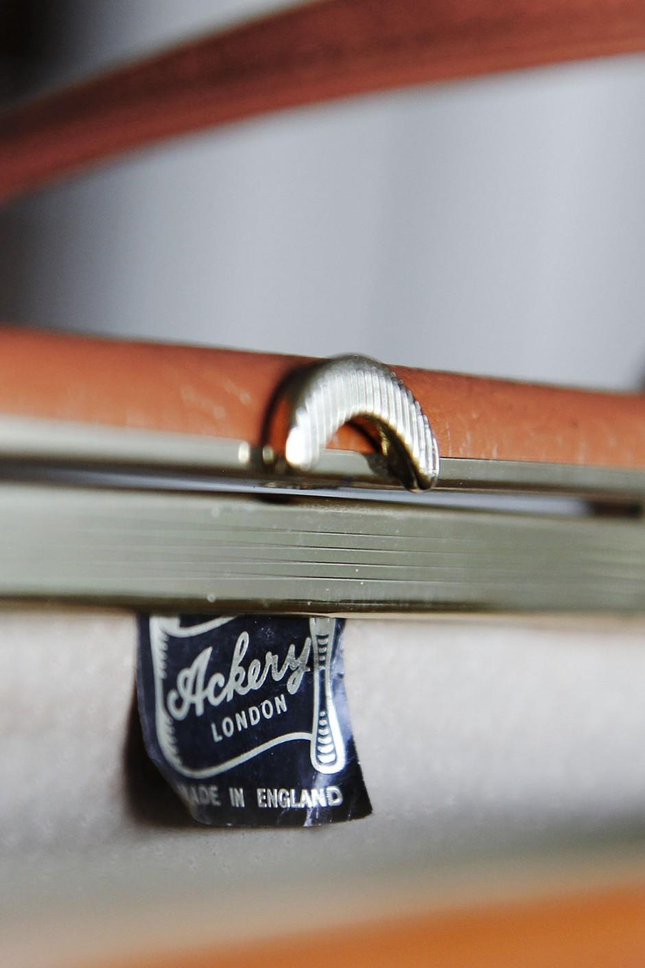 ackery-london-väska-vintage