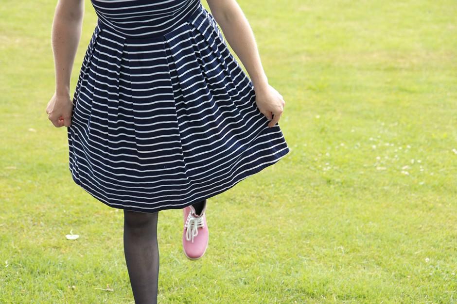 klänning-randig-lindex