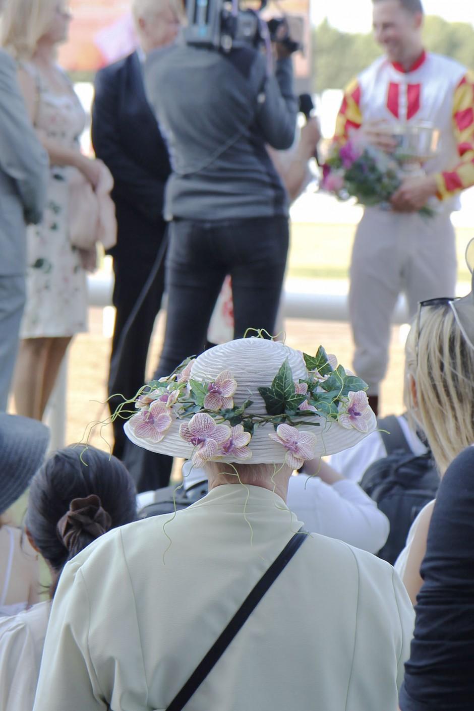hatt-blommor