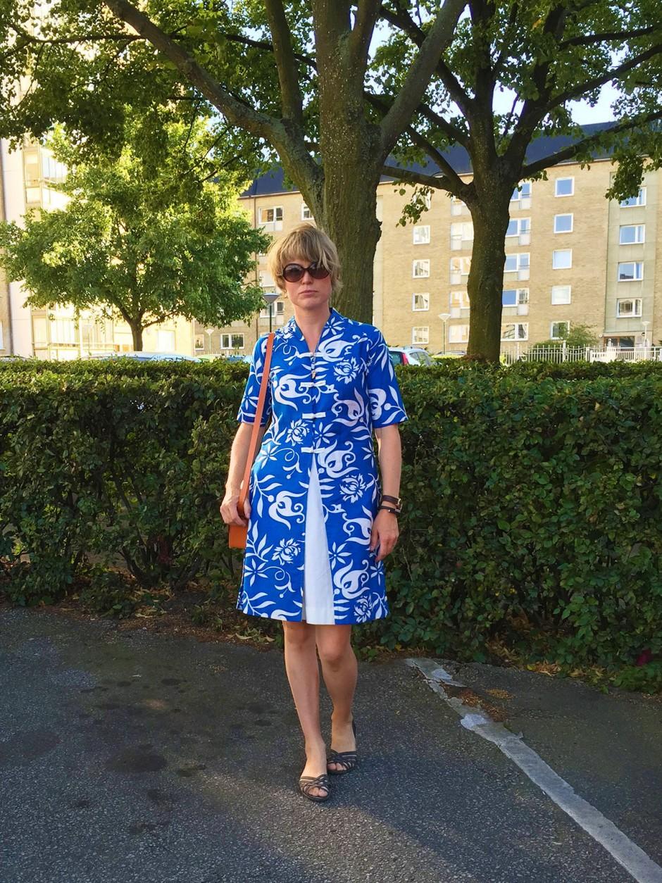 vintage-klänning-hawaii
