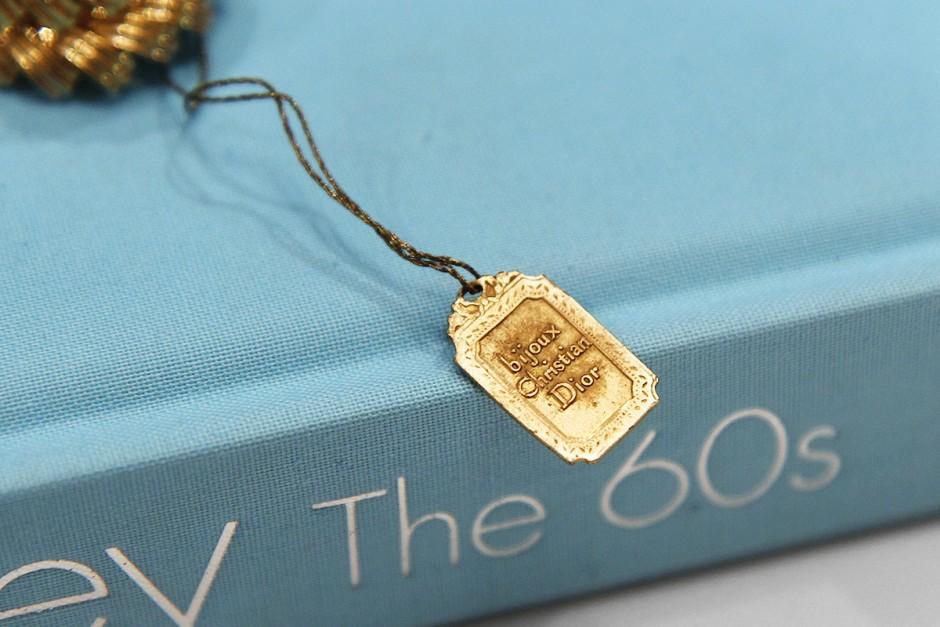 bijoux Christian Dior