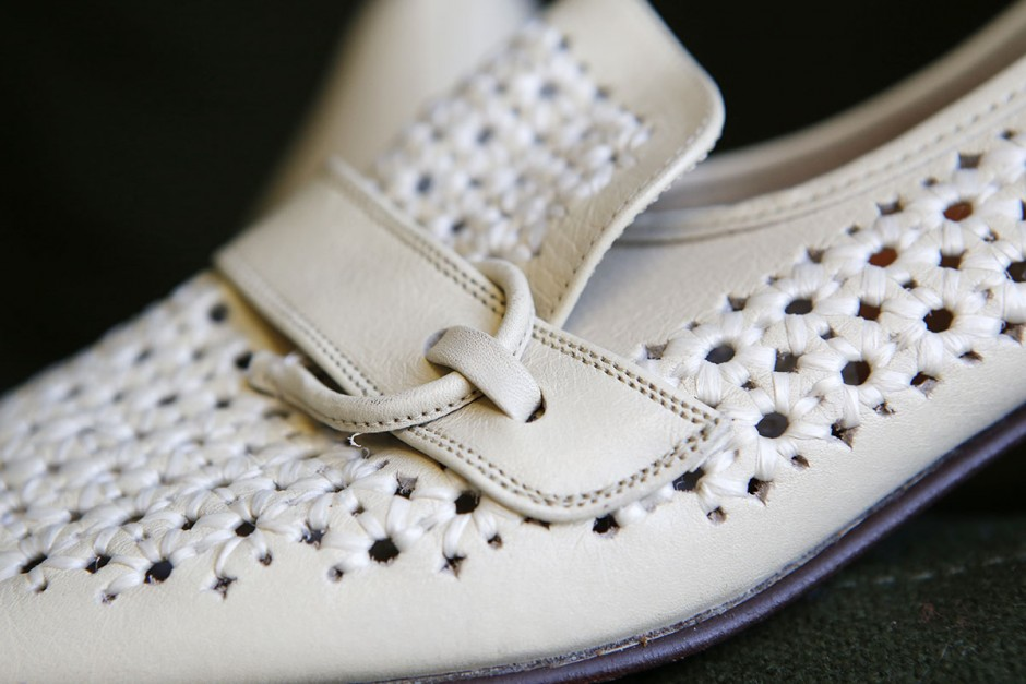 sko spänne vintage rosanders