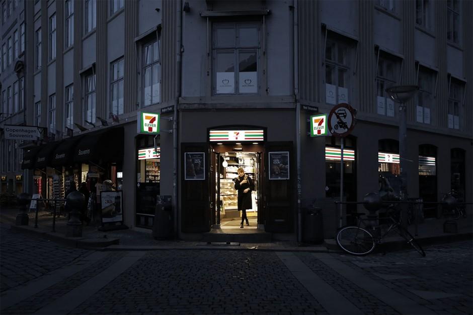7-eleven köpenhamn