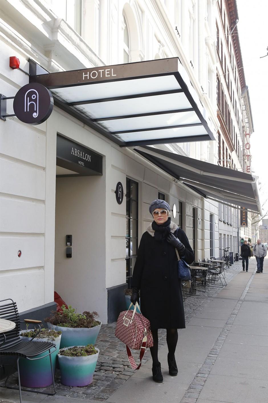 Absalon hotel köpenhamn
