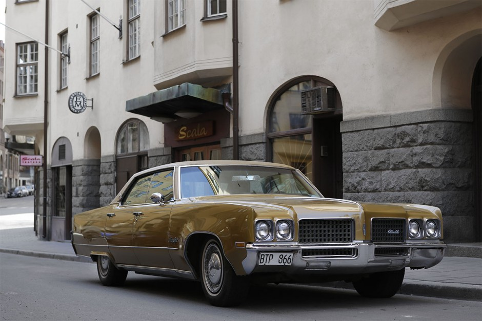 cadillac stockholm