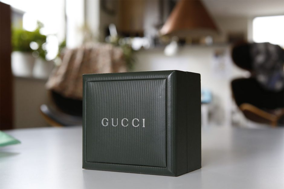gucci timepieces klocka