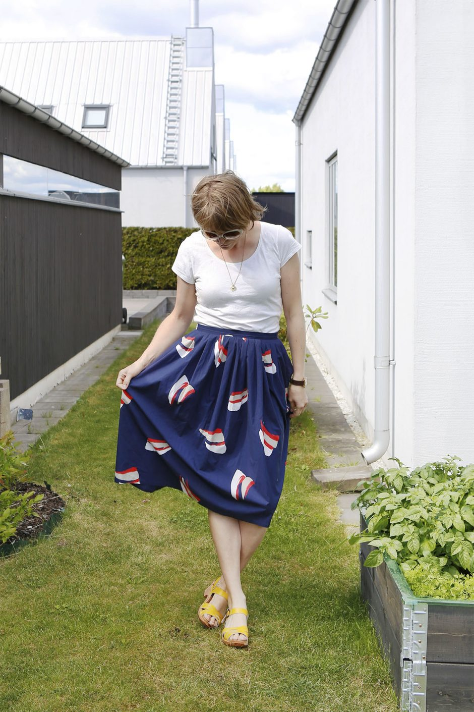 kjol second hand