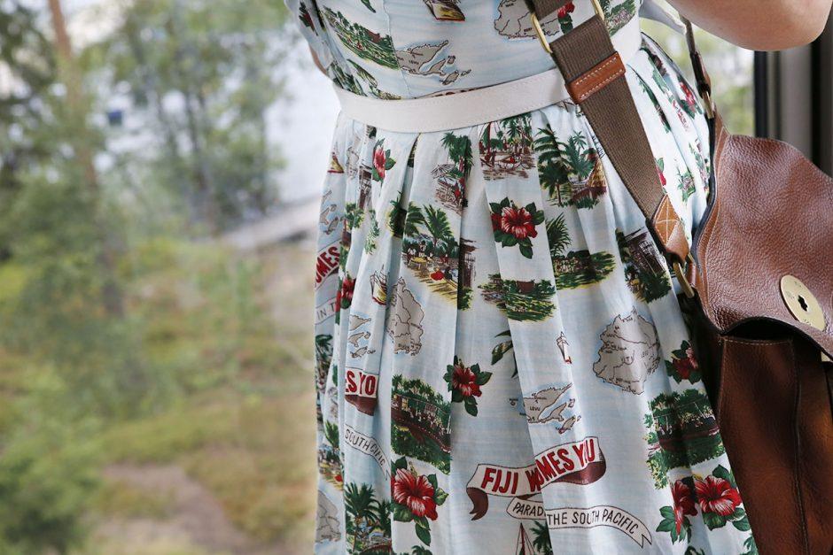 klänning mulberry artipelag