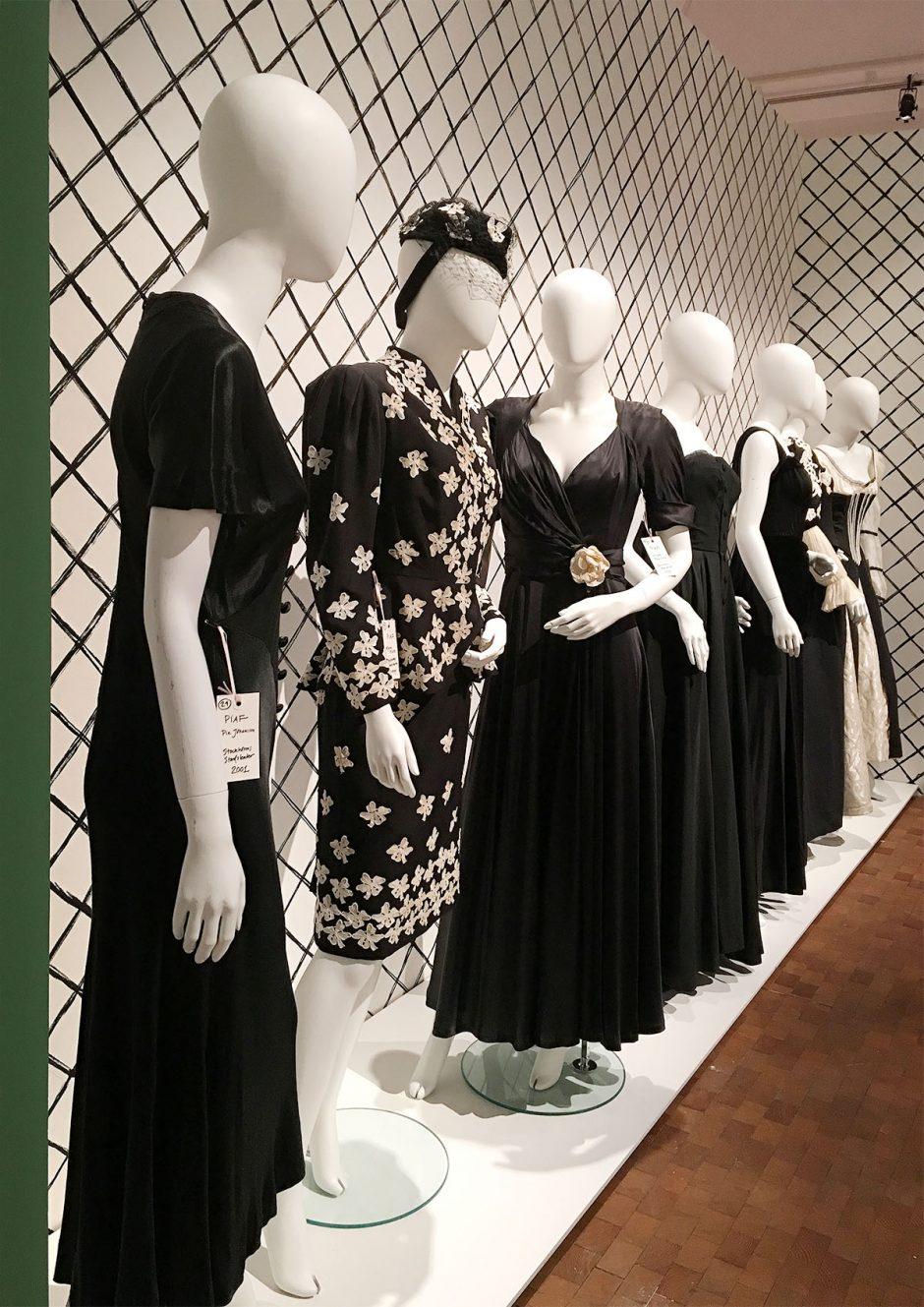 camilla thulin svarta klänningar