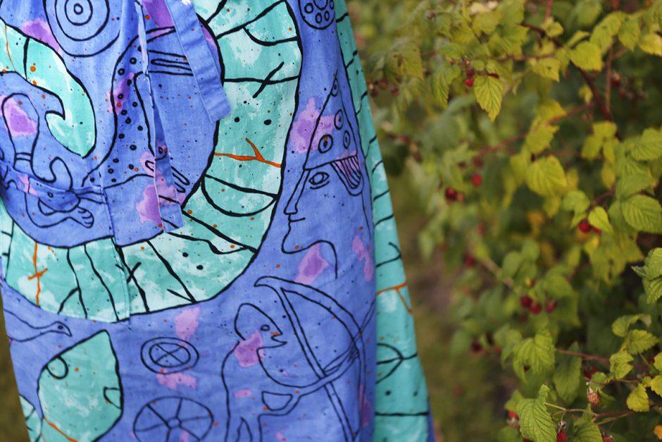 klänning vintage borås