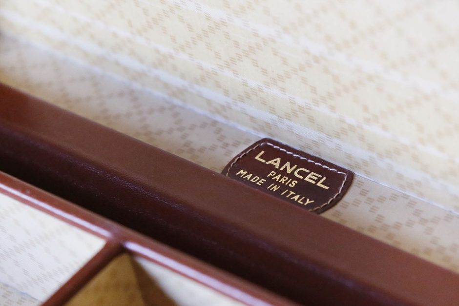 lancel paris made in italy