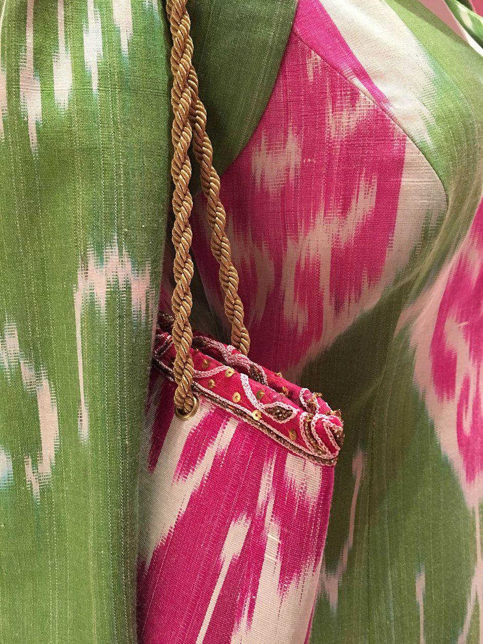 pastellklänning thulin