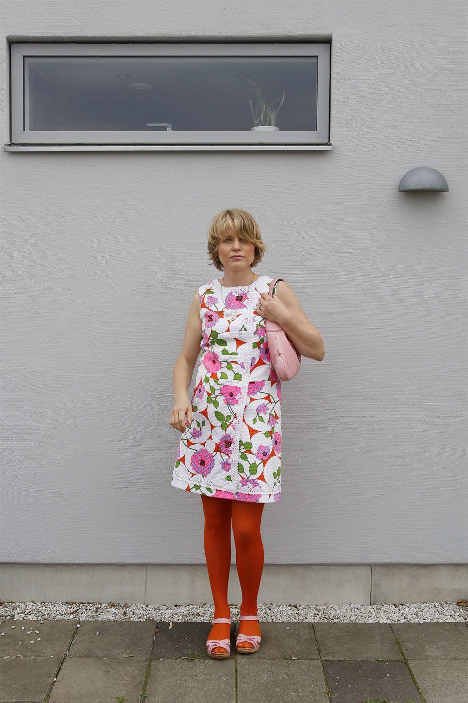 vintageklänning finland jackie-o