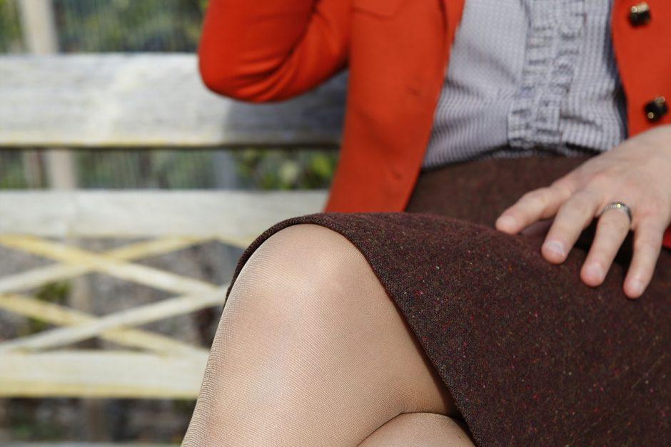 kjol-och-strumpbyxor